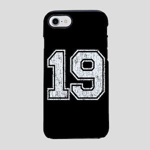 Retro Style 19 iPhone 7 Tough Case