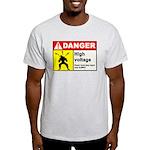 High Voltage T-Shirt (light)