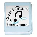 Sweet Tunes baby blanket