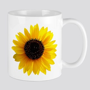 Golden sunflower Mug
