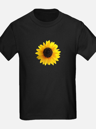 Golden sunflower T