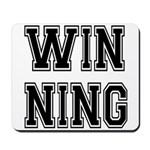 Win-ning Mousepad