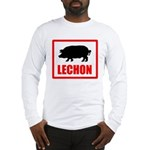 Lechon Long Sleeve T-Shirt