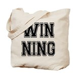 Win-ning Tote Bag