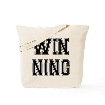 Win-ning Tote Bag