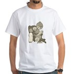 family sepia (2) T-Shirt