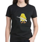 Gun Chick Women's Dark T-Shirt