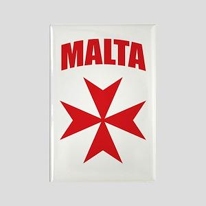 Malta Rectangle Magnet