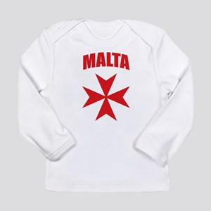 Malta Long Sleeve Infant T-Shirt