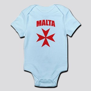 Malta Infant Bodysuit