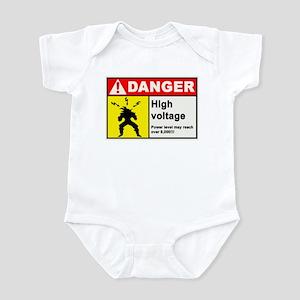 High Voltage Infant Bodysuit