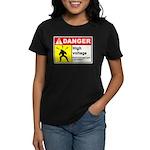 High Voltage Women's Dark T-Shirt
