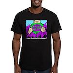 Geek World Men's Fitted T-Shirt (dark)