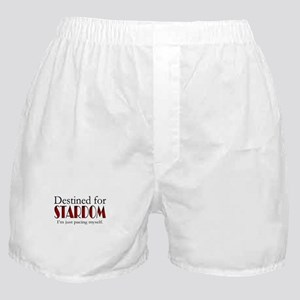 Destined for Stardom Boxer Shorts