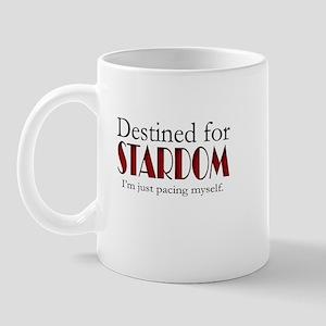 Destined for Stardom Mug