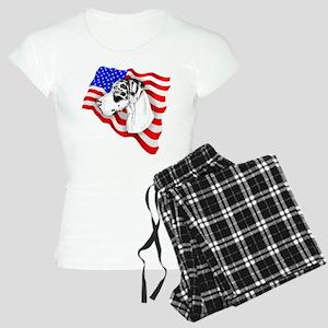 Harle UC Patriot Dane Women's Light Pajamas