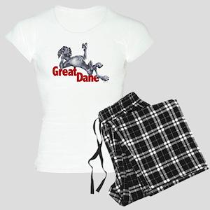 Blue Great Dane LBUC Women's Light Pajamas