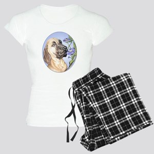 Great Dane Fawn Glory Women's Light Pajamas