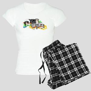 Aussie Family Nap Women's Light Pajamas