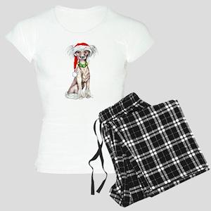 Cresty Claus Women's Light Pajamas