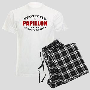 Papillon Security Men's Light Pajamas