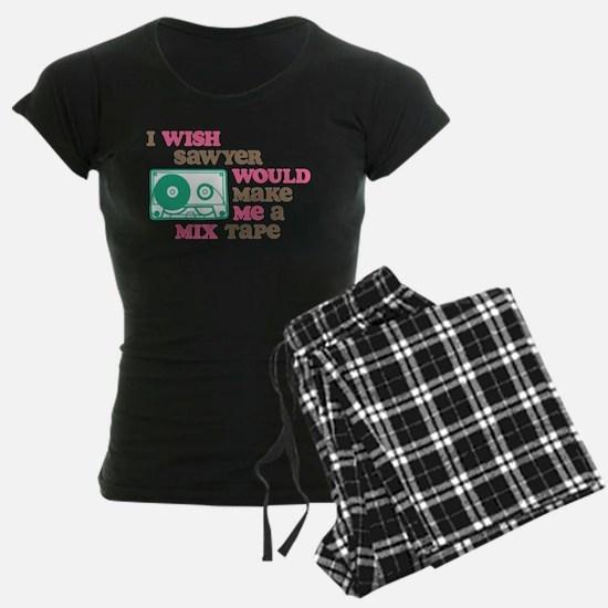 Sawyer Mix Tape Pajamas