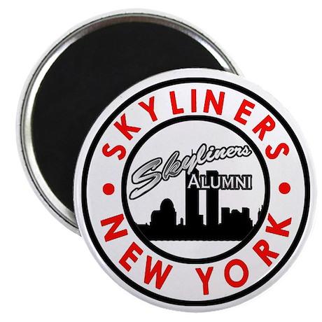 Skyliners_Alumni_Circle_2011 color xxlarge Magnets