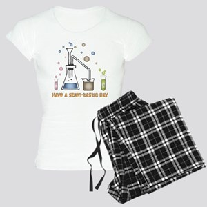 Scien-tastic Day Science Women's Light Pajamas