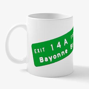 Exit 14A - Bayonne Bridge Mug