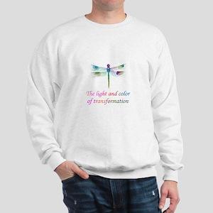 Dragonfly Transformation Sweatshirt