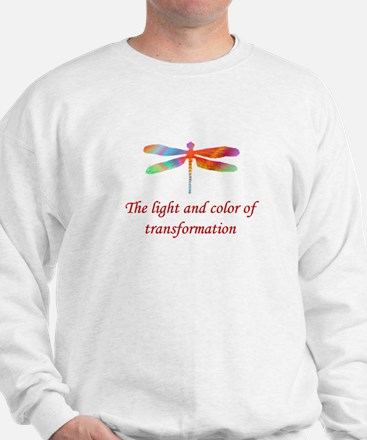 Dragonfly Transformation Sweatshirt