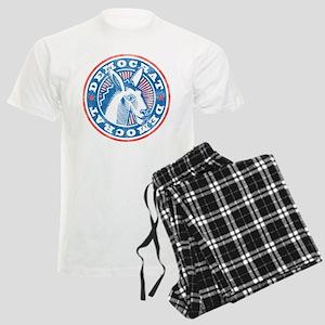 Vintage Democrat Men's Light Pajamas