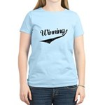 Winning Sheen Baseball Women's Light T-Shirt