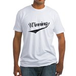 Winning Sheen Baseball Fitted T-Shirt