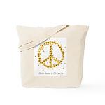 Beegeek Peace Tote Bag
