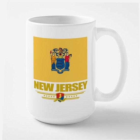 New Jersey Pride Large Mug
