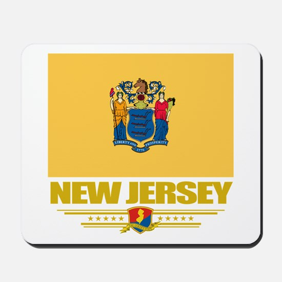 New Jersey Pride Mousepad
