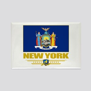 New York Pride Rectangle Magnet