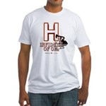 H Fitted T-Shirt