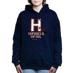 H Women's Hooded Sweatshirt
