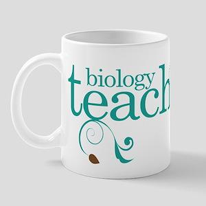 Biology Teacher Mug