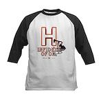 H Kids Baseball Jersey