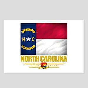 North Carolina Pride Postcards (Package of 8)