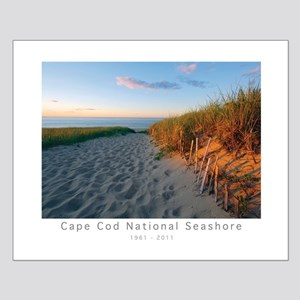Small Cape Cod National Seashore Poster