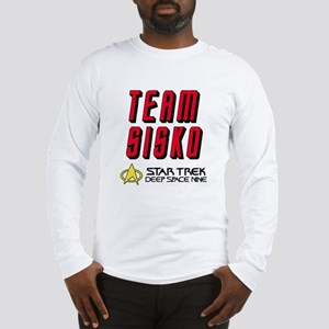 Team Sisko Star Trek Deep Space Nine Long Sleeve T