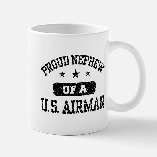 Proud Nephew of a US Airman Mug