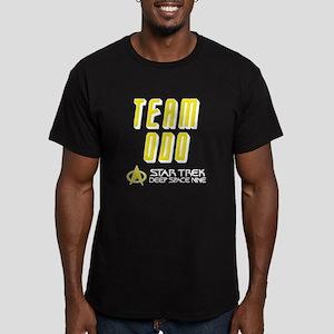 Team Odo Star Trek Deep Space Nine Men's Fitted T-