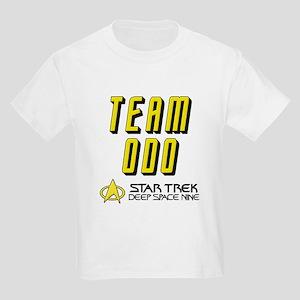 Team Odo Star Trek Deep Space Nine Kids Light T-Sh