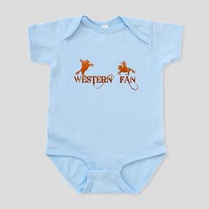 Western Fan Infant Bodysuit