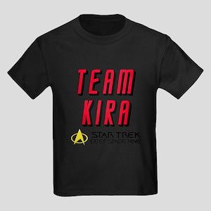 Team Kira Star Trek Deep Space Nine Kids Dark T-Sh